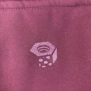 Mountain Hardwear Jackets & Coats - Mountain Hardwear Softshell Jacket Purple